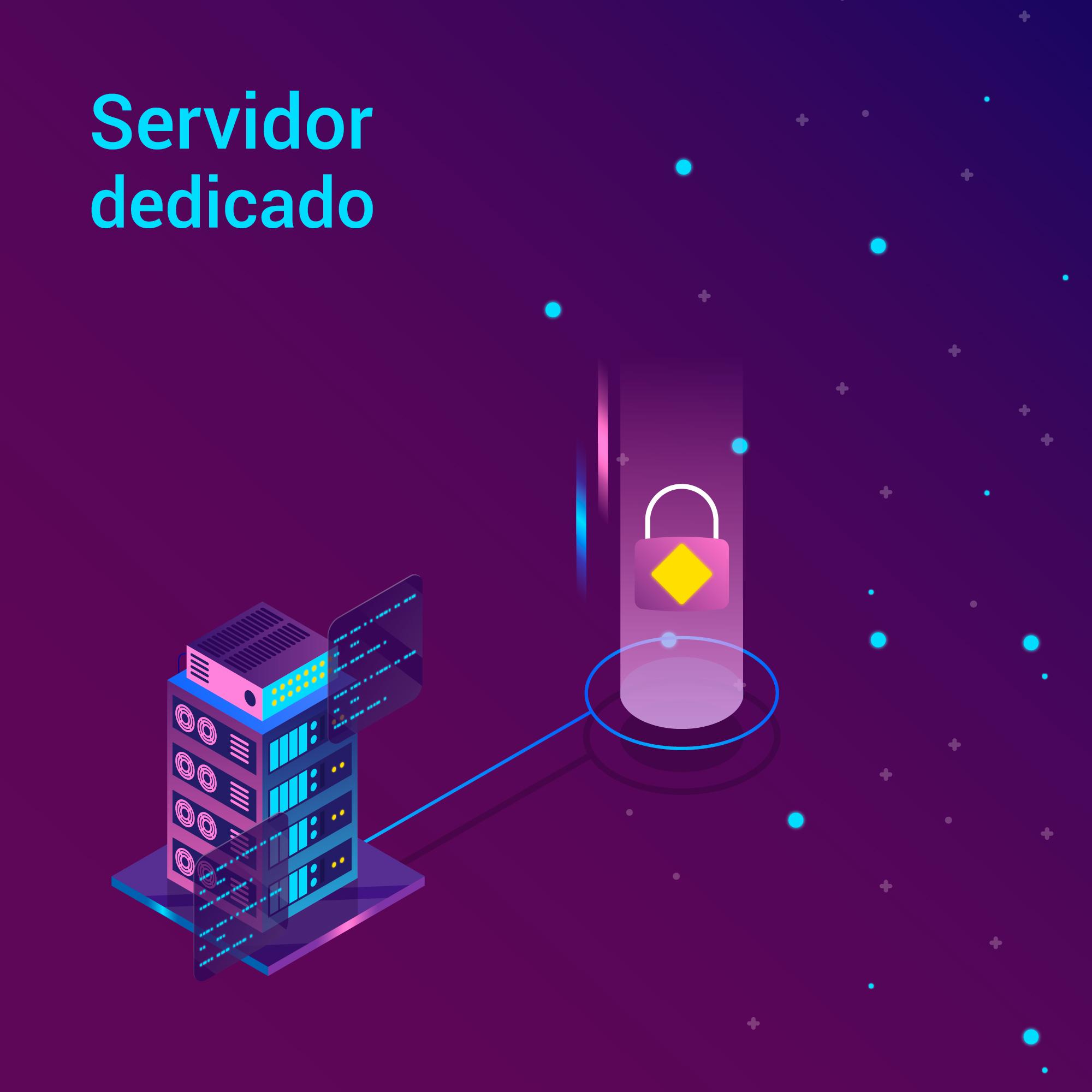 Imagem servidor dedicado