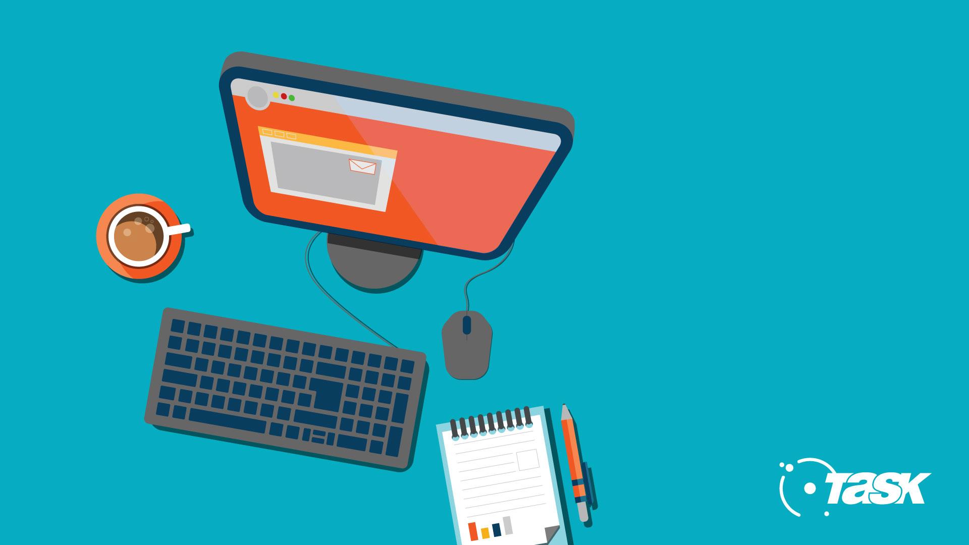 Organize sua sua caixa de e-mail profissional