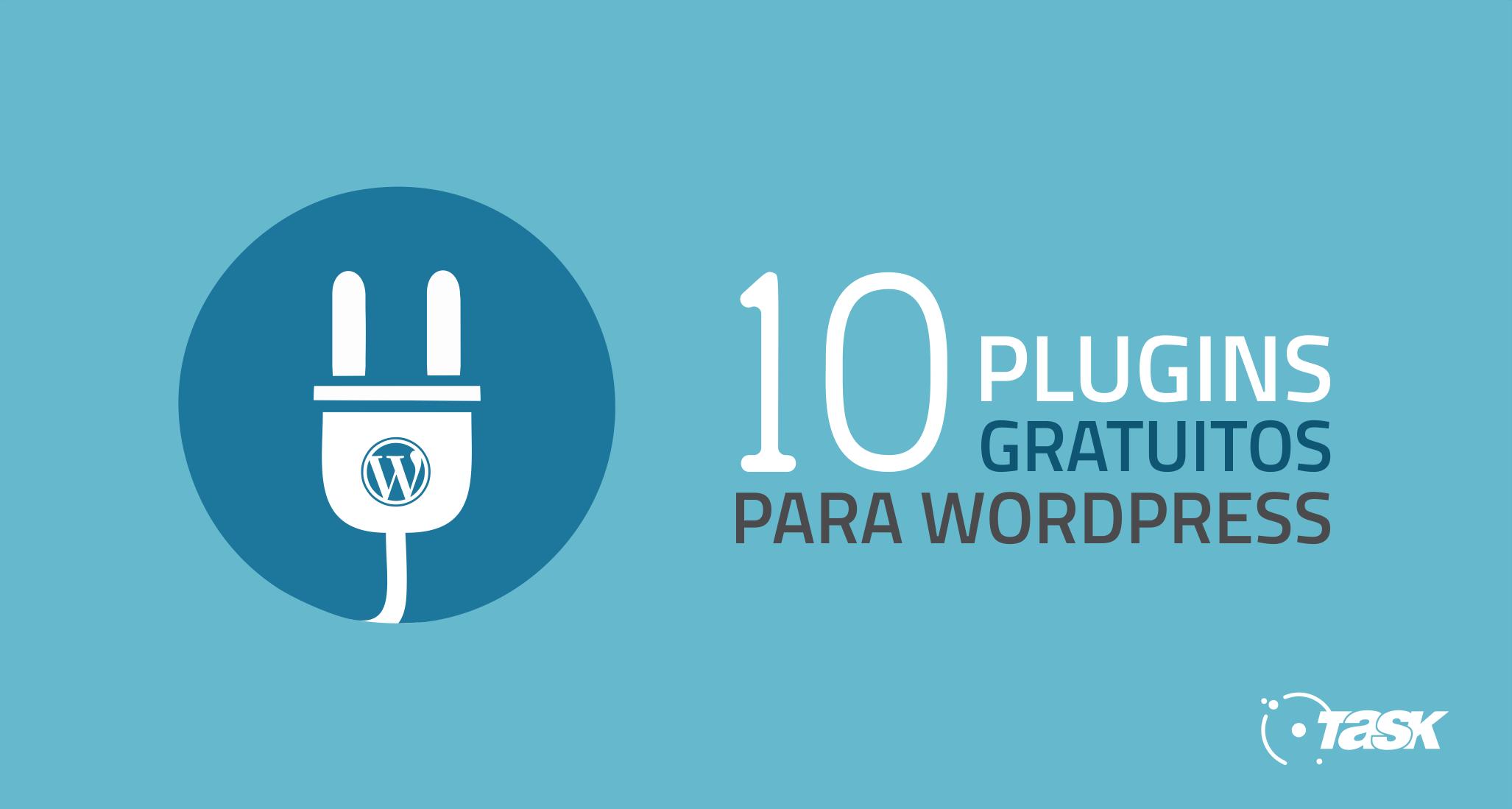 plugins gratuitos para usar na sua hospedagem WordPress